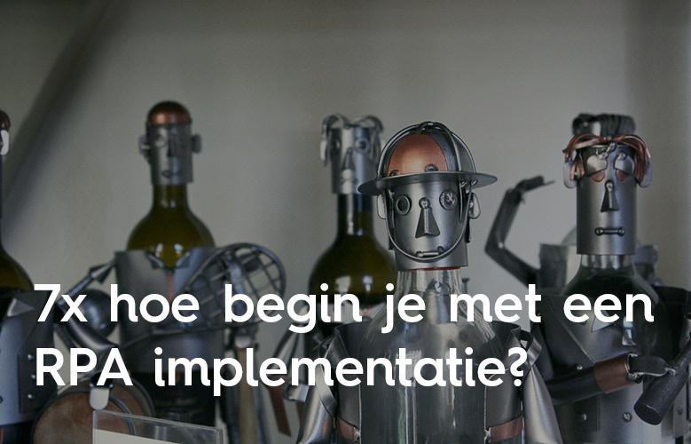 RPA implementatie